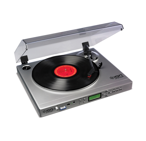 Ion LP 2 Flash / LP2Flash Turntable