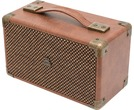 GPO Mini Westwood Bluetooth Speaker Brown