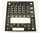 Pioneer DJM600 Replacement Face Plate