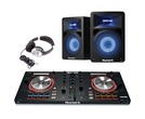 Numark Mixtrack Pro 3 with N-Wave 580L Speakers Package