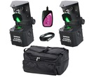 Equinox Fusion Scan MAX (Pair) with Bag & Controller