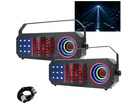 American DJ Boom Box FX3 (Pair) with Cable