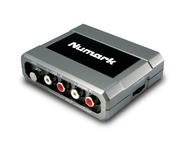 Numark Stereo iO Analog-To-Digital DJ Interface