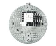 Soundlab Silver 150mm Lightweight Mirror Ball