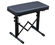 Heavy Duty Folding Keyboard / Piano Stool Bench G001XQ