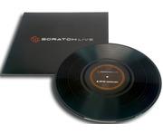 Rane Serato Scratch Live CV02 Replacment Vinyl Black