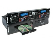 Numark CDN77 USB Dual CD & MP3 Player