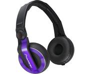 Pioneer HDJ 500 Violet DJ Headphones