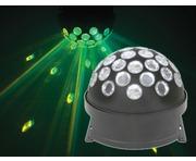 QTX Light  3-in-1 Tri-Colour LED Fireball Light