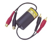 Bumper Ground Loop Isolator with Low Level Filter
