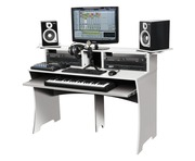Glorious Studio Workbench White