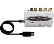 Behringer U-Phono UFO202 Audio Interface