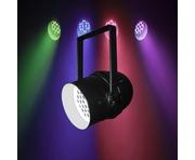 LEDJ Stage Par 64 Black (36 x 3W RGB)