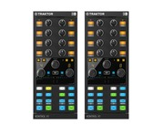 Native Instruments Traktor Kontrol X1 Mk2 PAIR Package