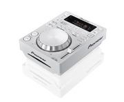 Pioneer CDJ350 MP3 CD Player (White)