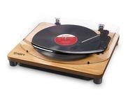 Ion Classic LP Wood USB Turntable