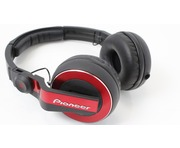 Pre-Owned Pioneer HDJ500 Red DJ Headphones