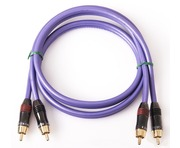 QED Qunex-1 RCA Audio Cable 1m