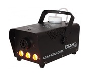 Ibiza Light LSM400LED Mini Fog Smoke Machine Black