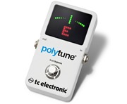 TC Electronic PolyTune 2 Chromatic Tuner