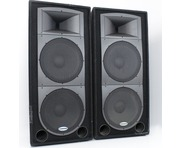 Samson Resound RS215 Passive Speakers PAIR