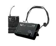 W Audio Voco Instructor UHF Headset System (863.65MHz)