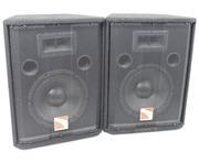 Intimidation INT-110X Passive Speakers (Pair)