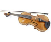 Berini Violin No. Fecit-Anno with Case
