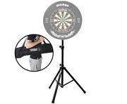 Gorilla Arrow Pro Stand - Portable Dartboard Stand