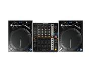 Pioneer PLX-1000 & Pioneer DJM750 Mixer Package
