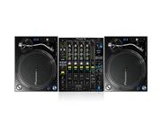 Pioneer PLX-1000 & Pioneer DJM900 NXS2 Mixer Package