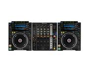 Pioneer CDJ-2000 NXS2 & Pioneer DJM750