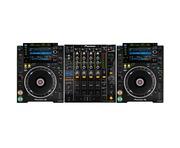 Pioneer CDJ-2000 NXS2 & Pioneer DJM850