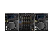Pioneer XDJ-700 & DJM850 Package
