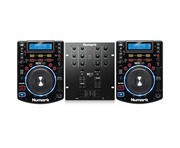 Numark NDX500 & Numark M101 USB Mixer Package