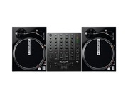Reloop RP-2000M Turntables & Numark M6 USB Mixer Package