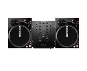 Reloop RP-4000M Turntables & Numark M2 Mixer Package