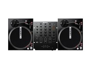 Reloop RP-4000M Turntables & Numark M4 Mixer Package