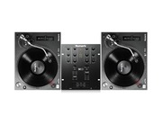 Numark TT 250 USB Turntables (Pair) + Numark M101