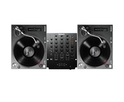 Numark TT250 USB Turntables & Numark M4 Mixer Package