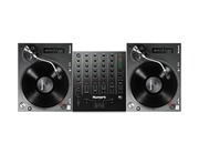Numark TT250 USB Turntables & Numark M6 USB Mixer Package