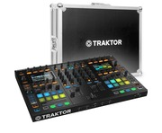 Native Instruments Traktor Kontrol S8 with Traktor Kontrol S8 Flight Case