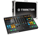 Native Instruments Kontrol S5 with Traktor Kontrol Hard Flight Case