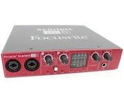 Focusrite Scarlett 18i6 USB Interface