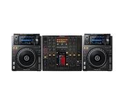 Pioneer XDJ-1000 MK2 & Pioneer DJM2000