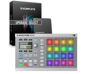 Native Instruments Maschine Mikro MK2 White & Komplete 11 UPG Select