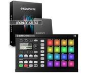 Native Instruments Maschine Mikro MK2 Black & Komplete 11 UPG Select
