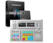 Native Instruments MASCHINE STUDIO White & Komplete 11 UPG Select