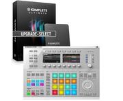Native Instruments MASCHINE STUDIO White & Komplete 11 Ultimate UPG Select