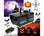 Atmotech VS400 Compact 400W Halloween Fog/Smoke Machine
